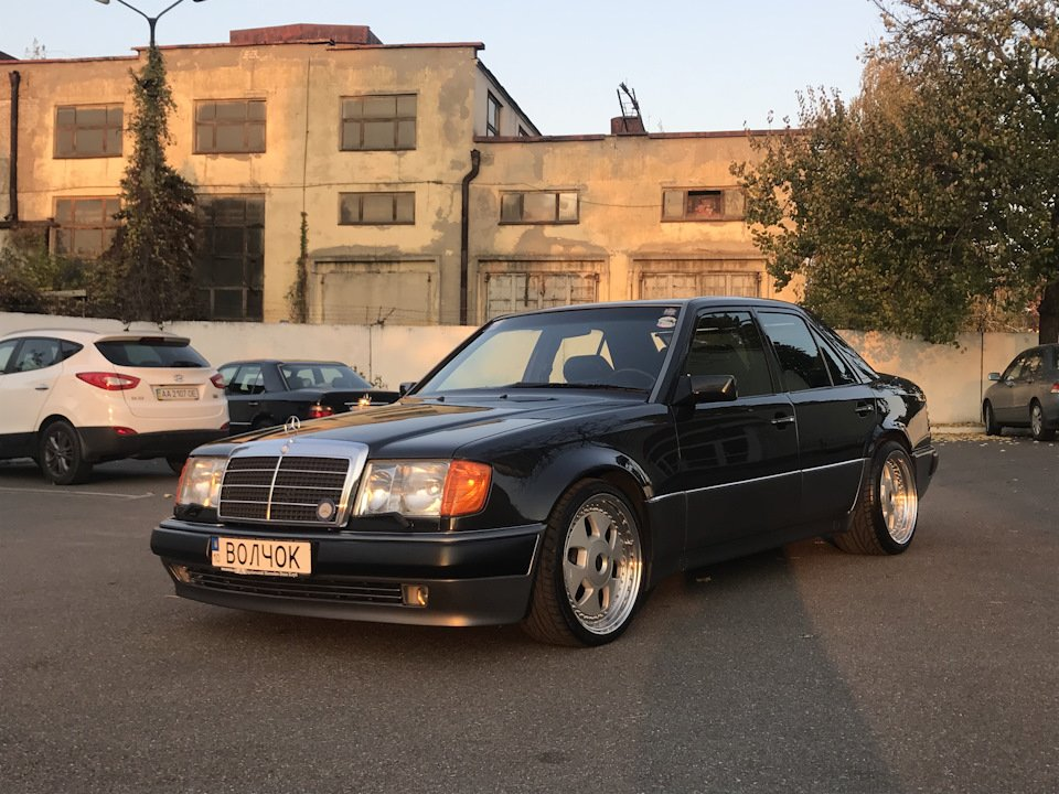 Mercedes E-class 500Е W124 (57)