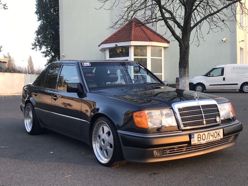 Mercedes E-class 500Е W124 (58)
