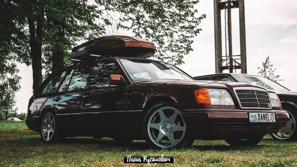 Mercedes E-class E280 S124 Candy Brown (30)