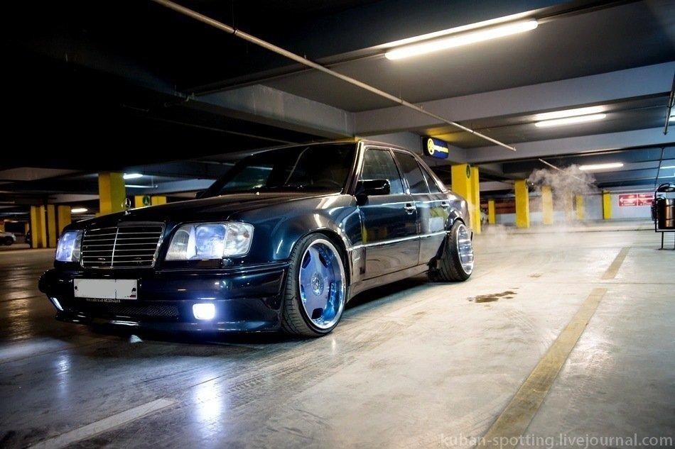 Mercedes E-class E500 W124 Limited (11)