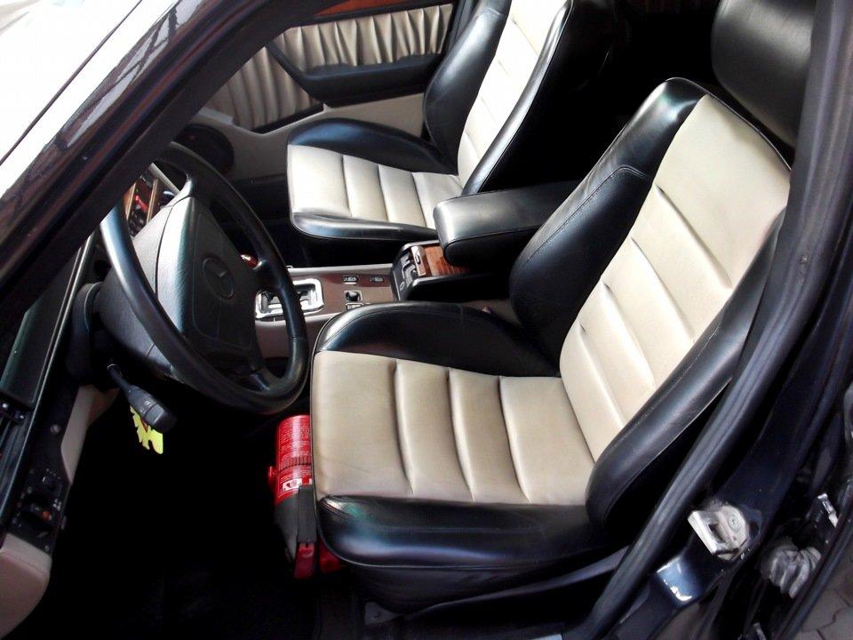 Mercedes E-class E500 W124 Limited (15)