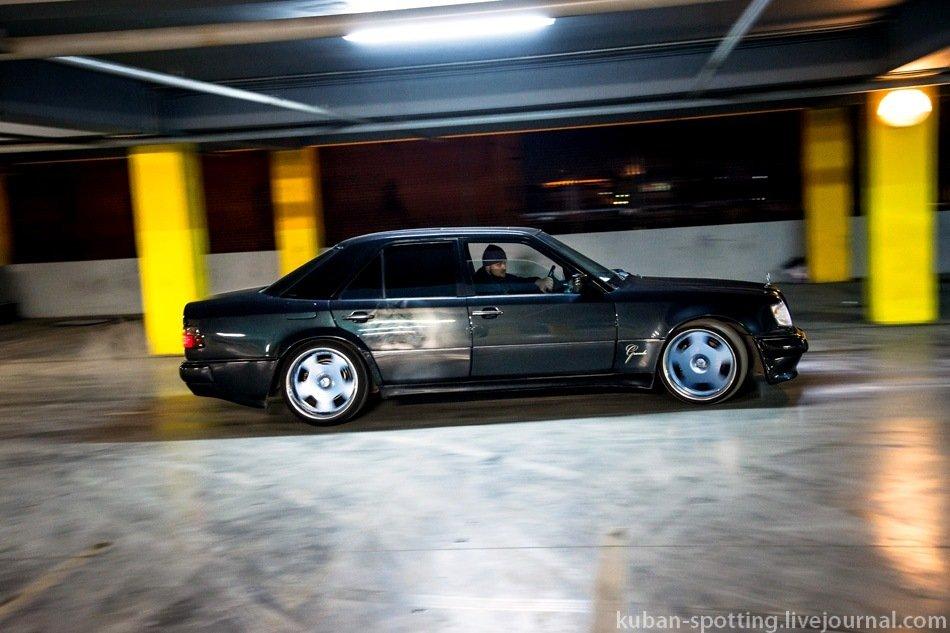 Mercedes E-class E500 W124 Limited (17)