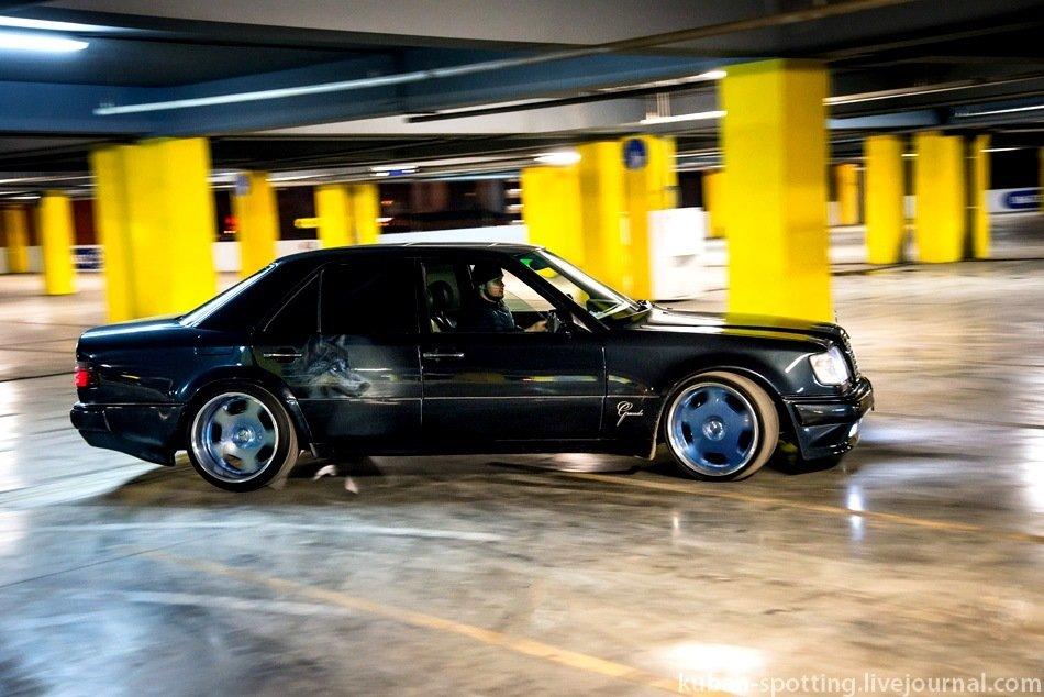 Mercedes E-class E500 W124 Limited (21)