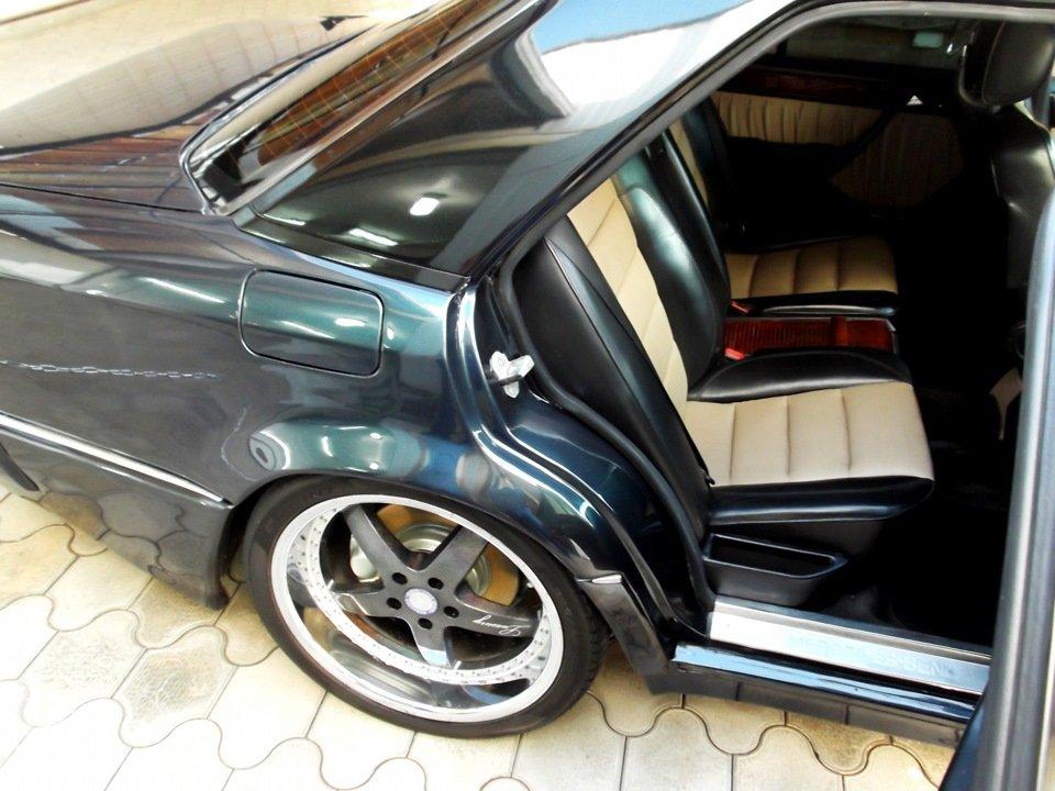 Mercedes E-class E500 W124 Limited (22)