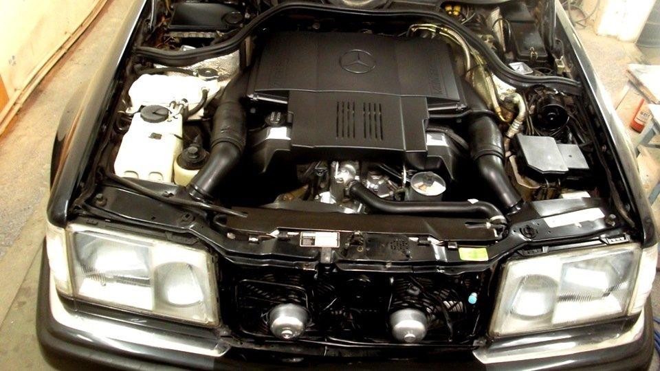 Mercedes E-class E500 W124 Limited (25)