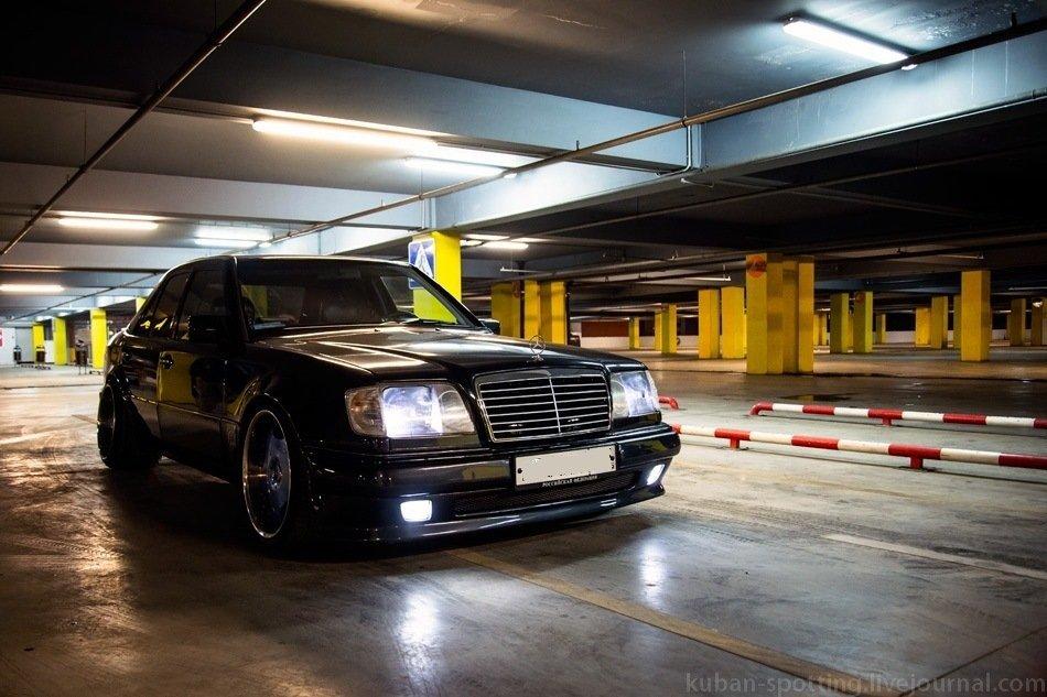 Mercedes E-class E500 W124 Limited (26)