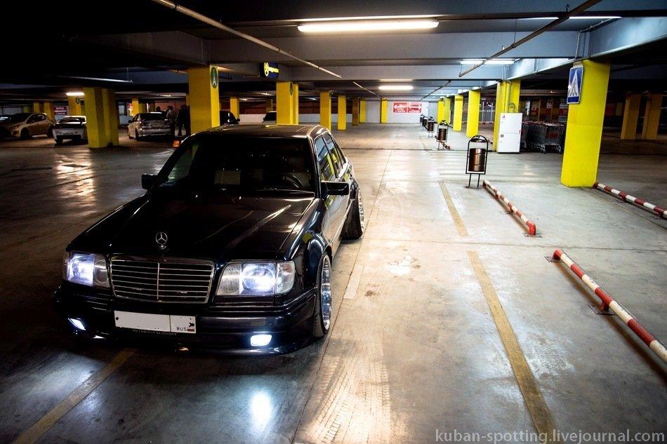 Mercedes E-class E500 W124 Limited (2)