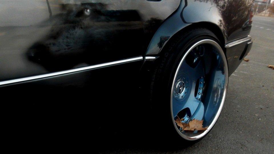 Mercedes E-class E500 W124 Limited (6)