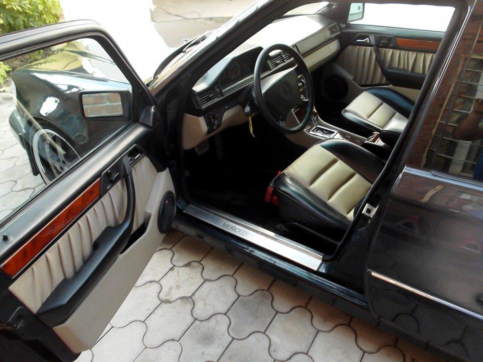 Mercedes E-class E500 W124 Limited (9)