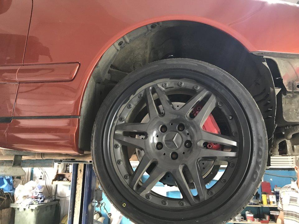 Mercedes E55 AMG SOLAR ORANGE 4WD W210 (21)