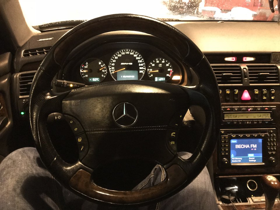 Mercedes E55 AMG SOLAR ORANGE 4WD W210 (33)