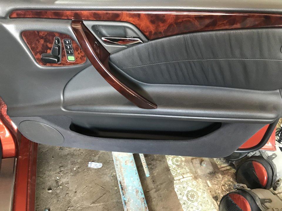 Mercedes E55 AMG SOLAR ORANGE 4WD W210 (9)