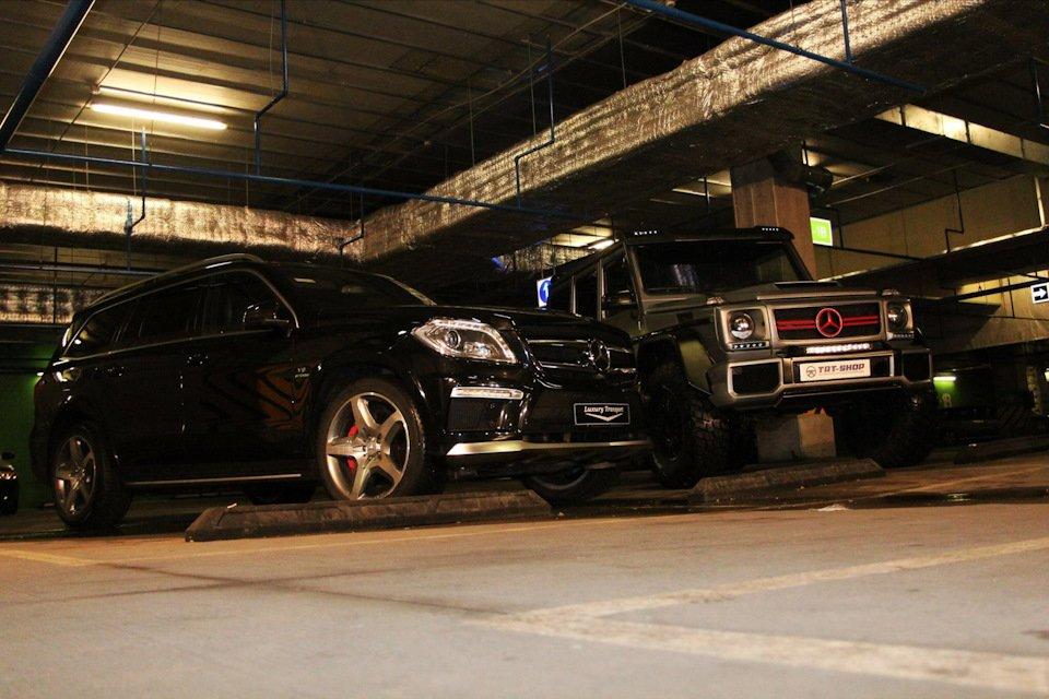 Mercedes G-class G7 4x4² By TRT (24)