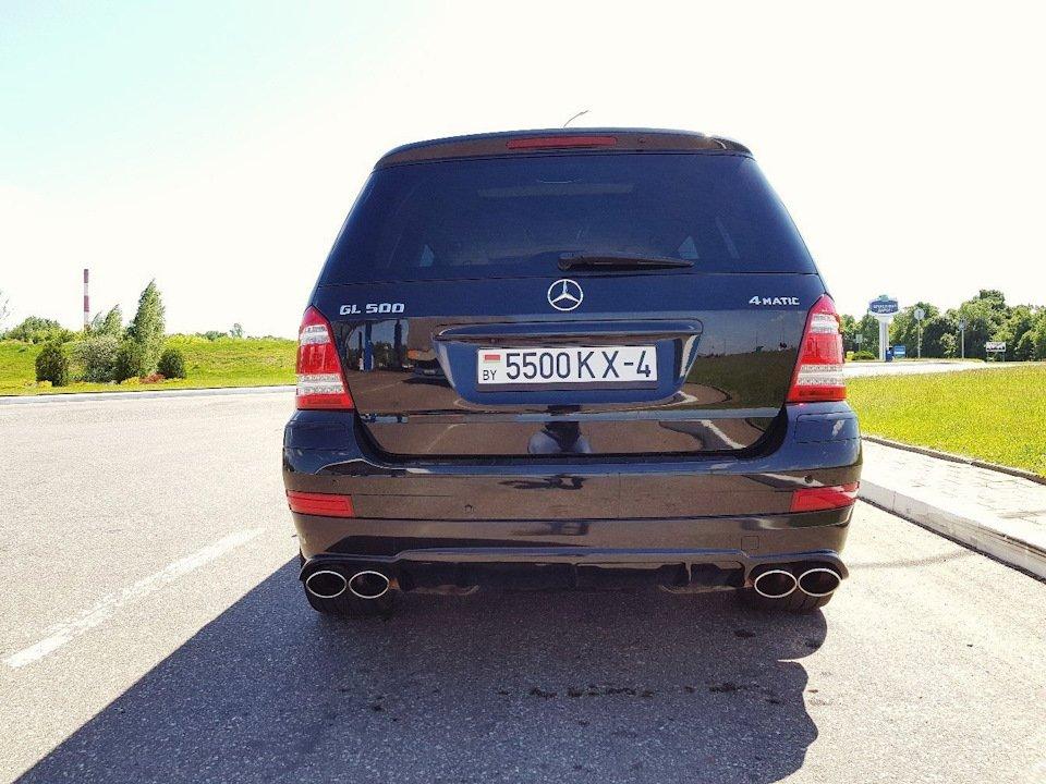 Mercedes GL-class GL500 X164 ODV DESIGN (10)