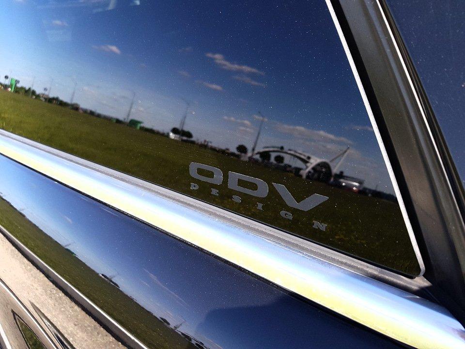 Mercedes GL-class GL500 X164 ODV DESIGN (11)