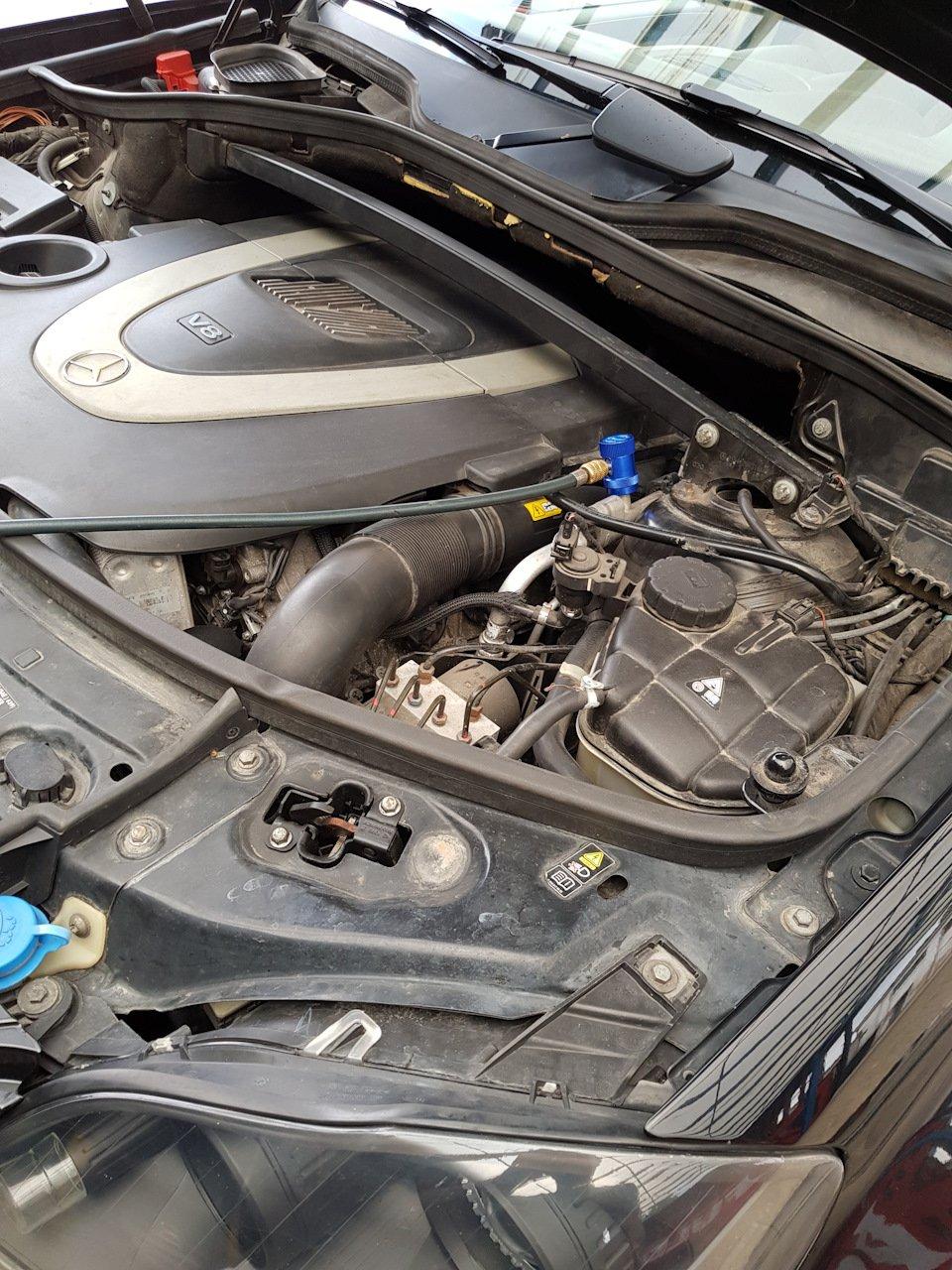 Mercedes GL-class GL500 X164 ODV DESIGN (18)
