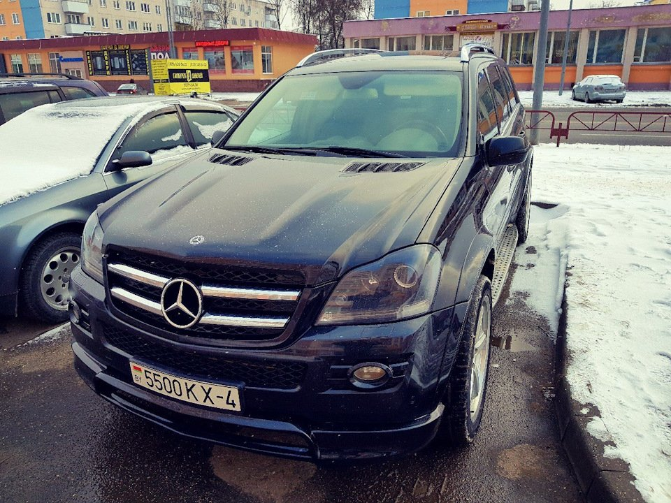 Mercedes GL-class GL500 X164 ODV DESIGN (19)