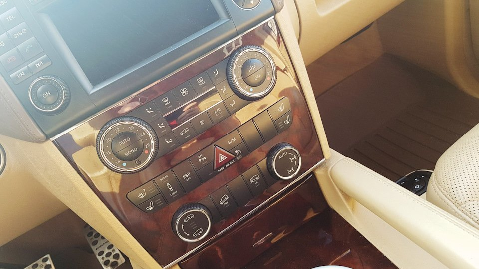 Mercedes GL-class GL500 X164 ODV DESIGN (21)