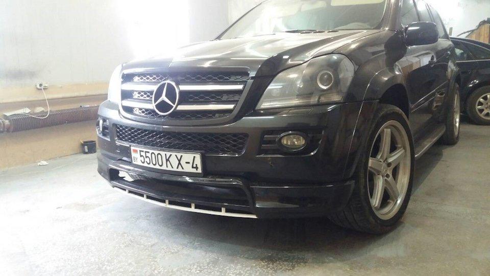 Mercedes GL-class GL500 X164 ODV DESIGN (22)