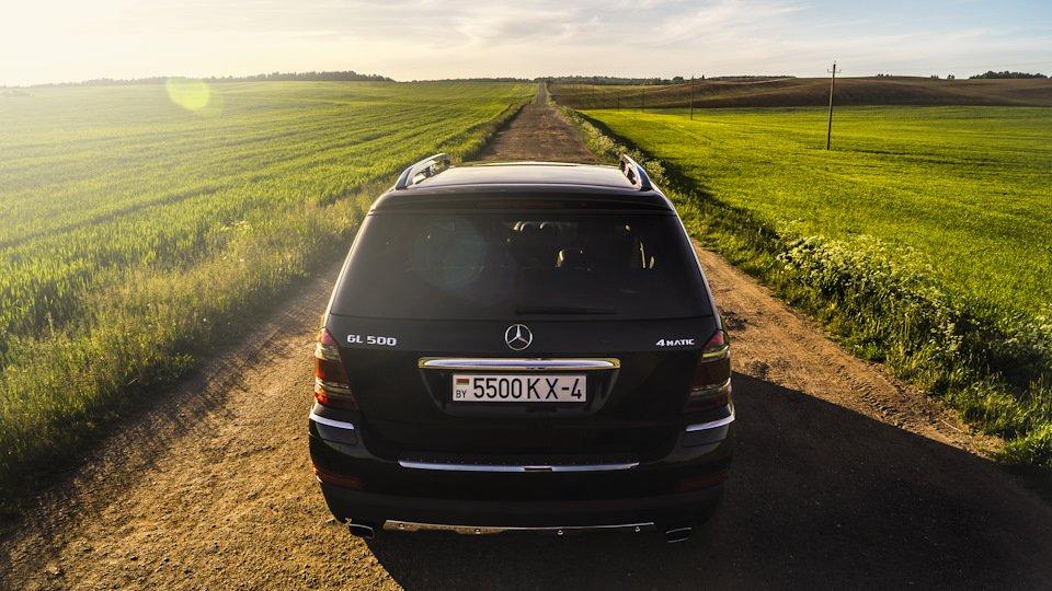 Mercedes GL-class GL500 X164 ODV DESIGN (31)
