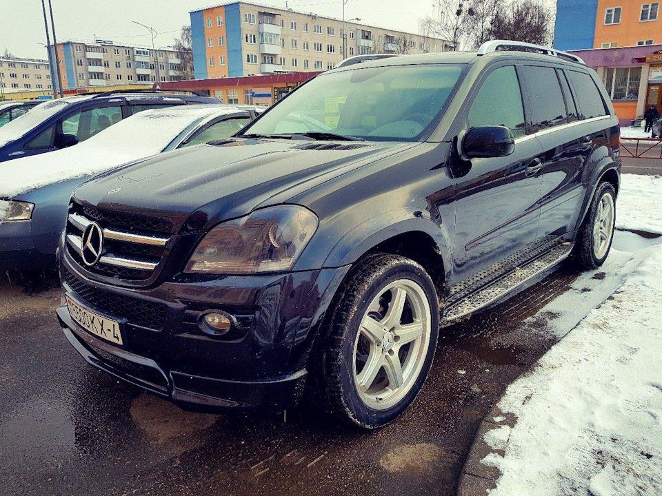 Mercedes GL-class GL500 X164 ODV DESIGN (32)