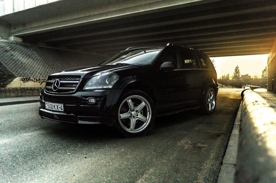 Mercedes GL-class GL500 X164 ODV DESIGN (36)