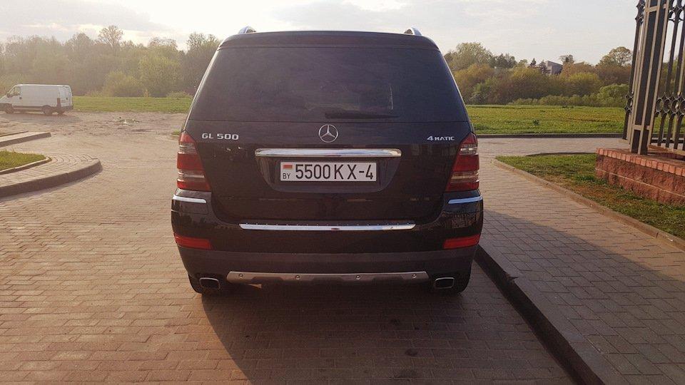 Mercedes GL-class GL500 X164 ODV DESIGN (3)
