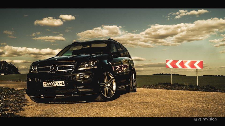Mercedes GL-class GL500 X164 ODV DESIGN (42)
