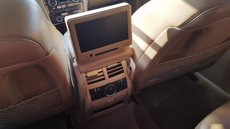 Mercedes GL-class GL500 X164 ODV DESIGN (47)