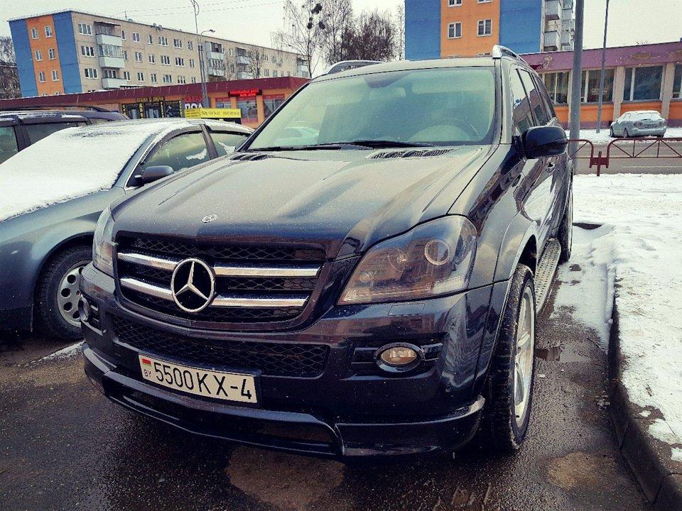 Mercedes GL-class GL500 X164 ODV DESIGN (53)