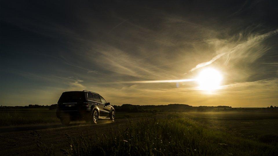 Mercedes GL-class GL500 X164 ODV DESIGN (58)