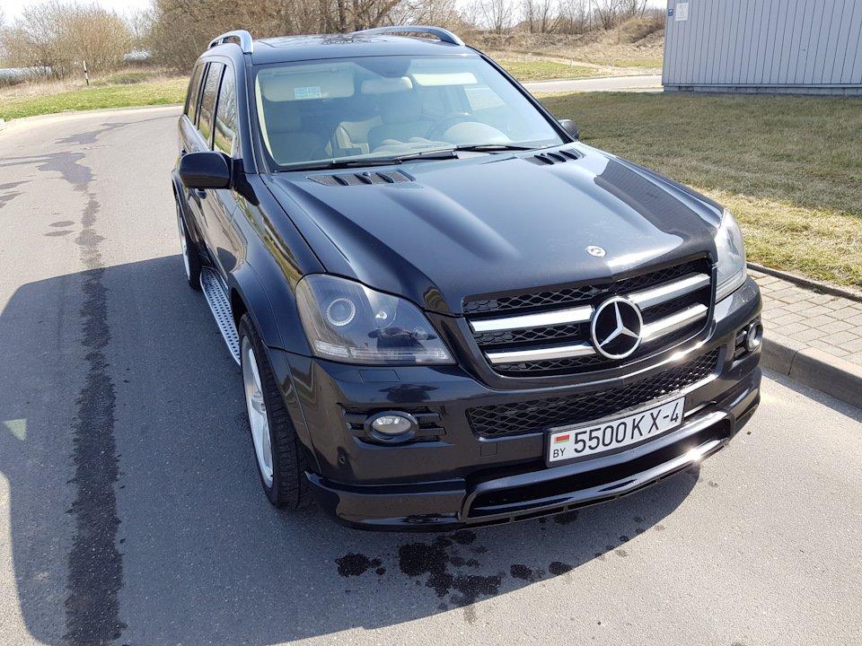 Mercedes GL-class GL500 X164 ODV DESIGN (5)