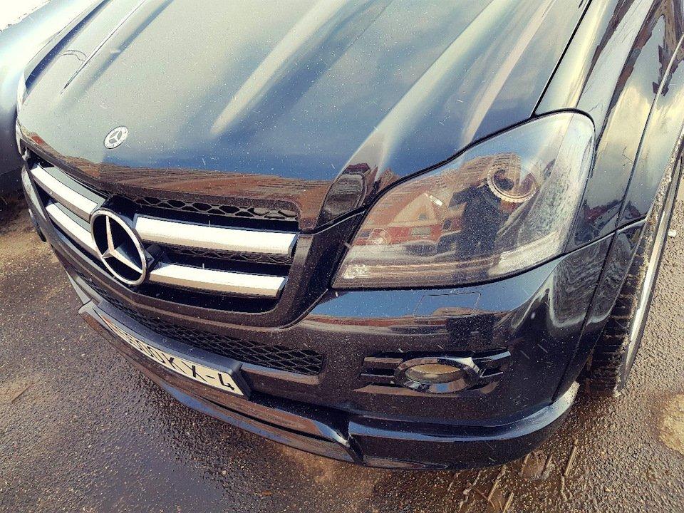 Mercedes GL-class GL500 X164 ODV DESIGN (61)