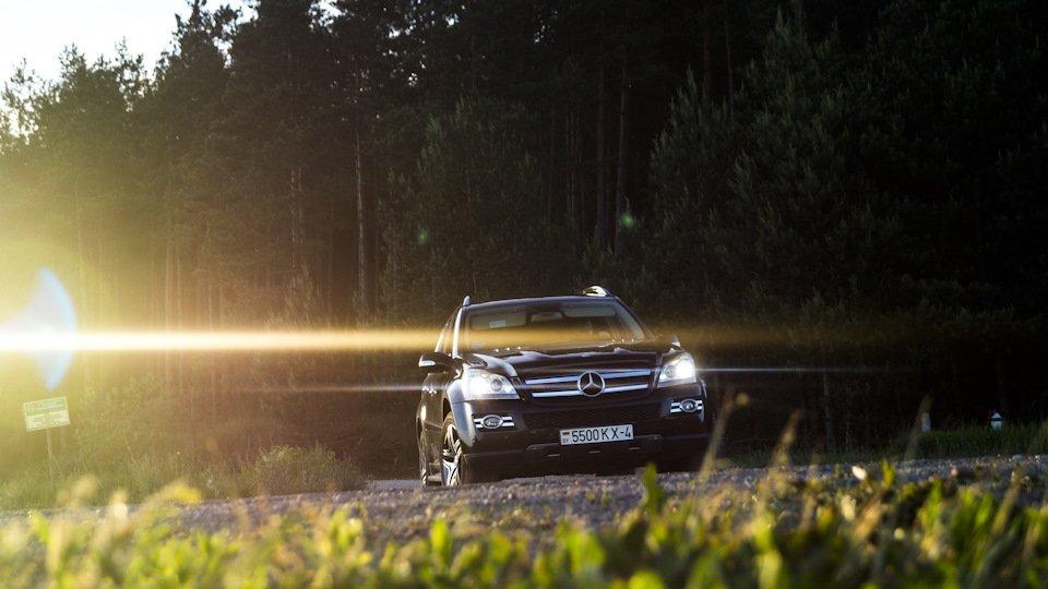 Mercedes GL-class GL500 X164 ODV DESIGN (64)