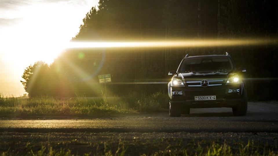 Mercedes GL-class GL500 X164 ODV DESIGN (6)