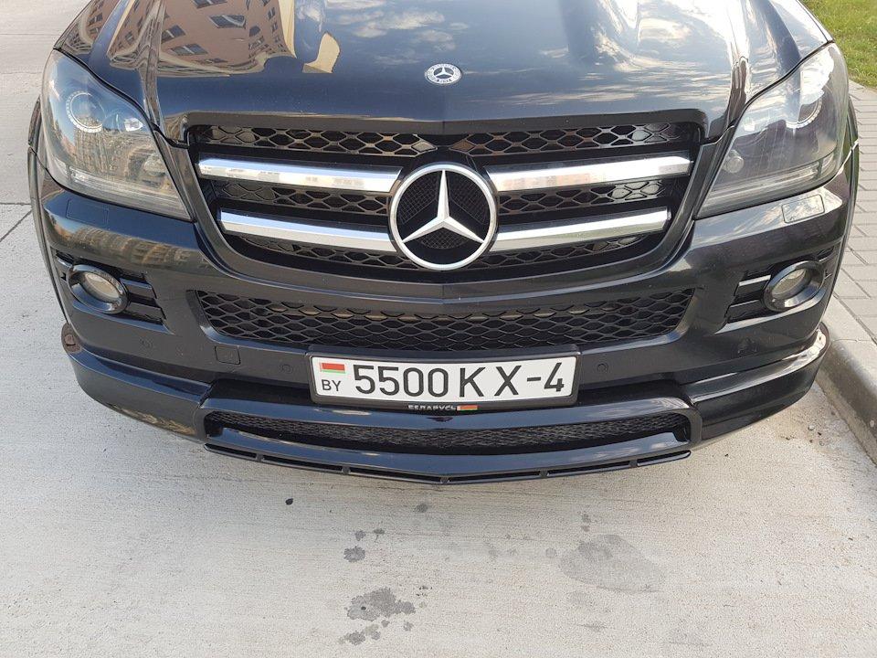 Mercedes GL-class GL500 X164 ODV DESIGN (70)