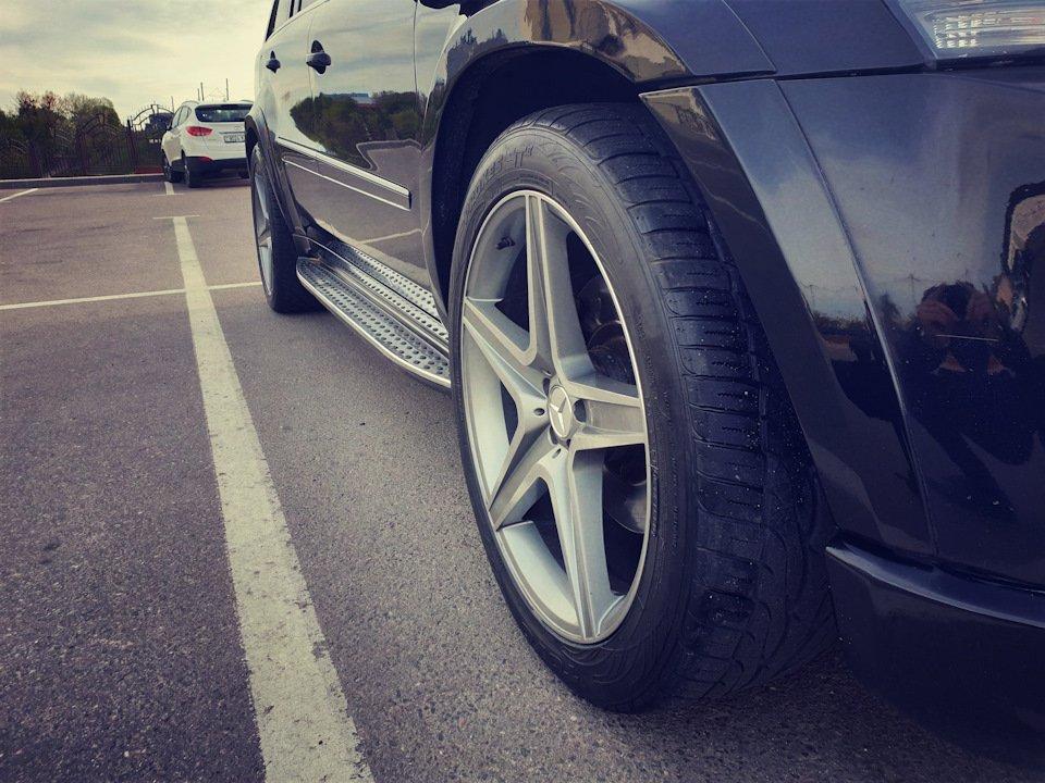 Mercedes GL-class GL500 X164 ODV DESIGN (73)