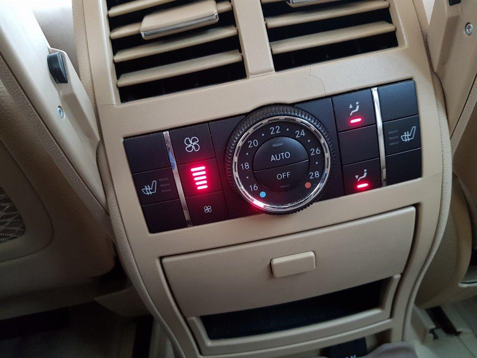 Mercedes GL-class GL500 X164 ODV DESIGN (74)