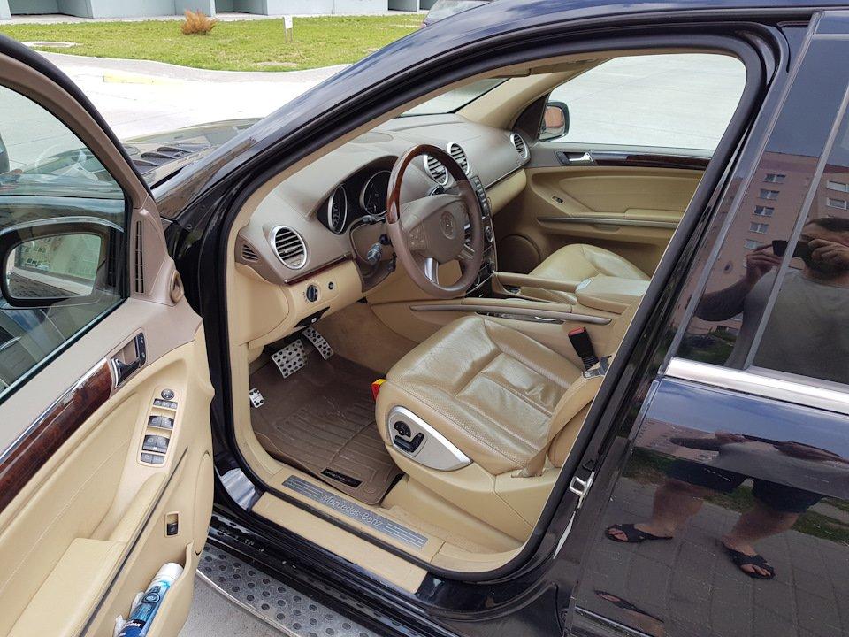 Mercedes GL-class GL500 X164 ODV DESIGN (75)