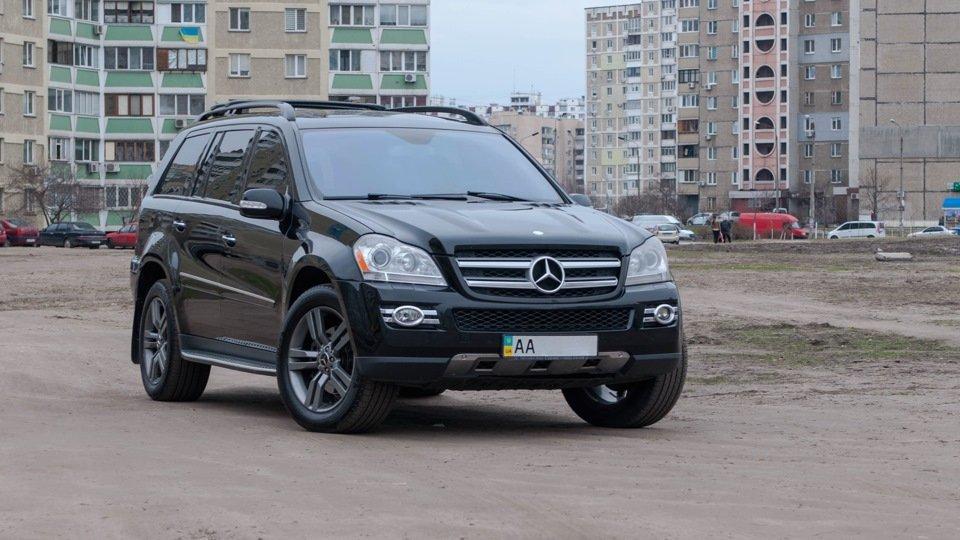 Mercedes GL-class GL500 X164 ODV DESIGN (76)