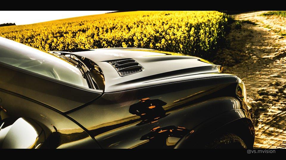 Mercedes GL-class GL500 X164 ODV DESIGN (80)