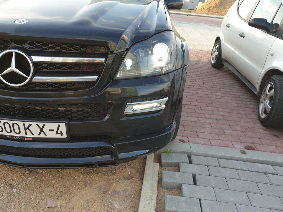 Mercedes GL-class GL500 X164 ODV DESIGN (83)