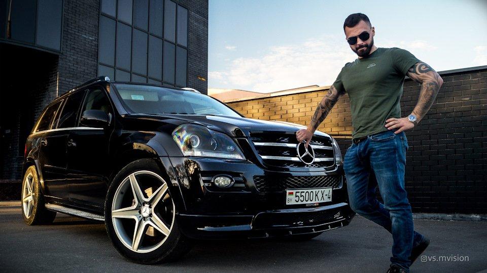 Mercedes GL-class GL500 X164 ODV DESIGN (84)