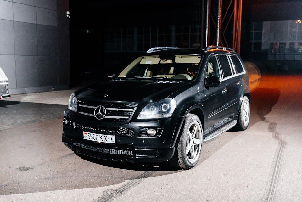 Mercedes GL-class GL500 X164 ODV DESIGN (85)
