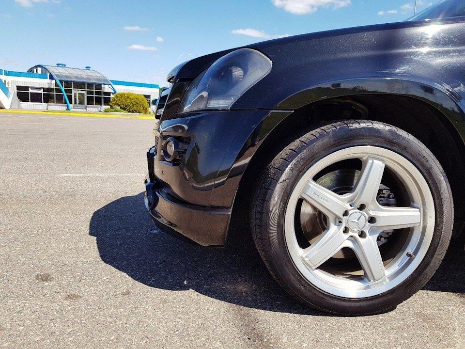 Mercedes GL-class GL500 X164 ODV DESIGN (8)