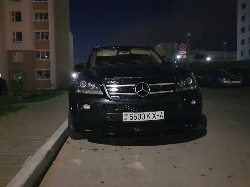 Mercedes GL-class GL500 X164 ODV DESIGN (90)