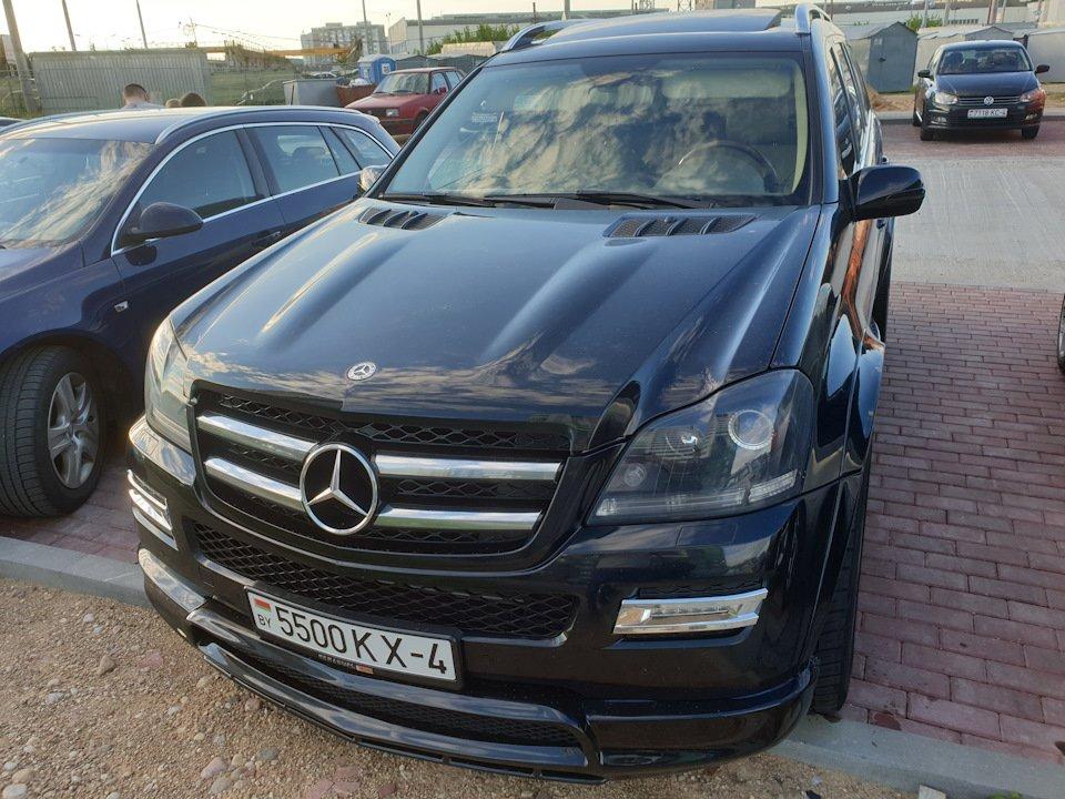 Mercedes GL-class GL500 X164 ODV DESIGN (91)