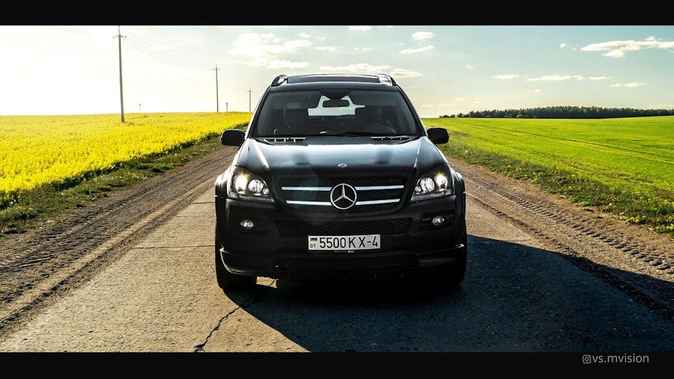 Mercedes GL-class GL500 X164 ODV DESIGN (92)
