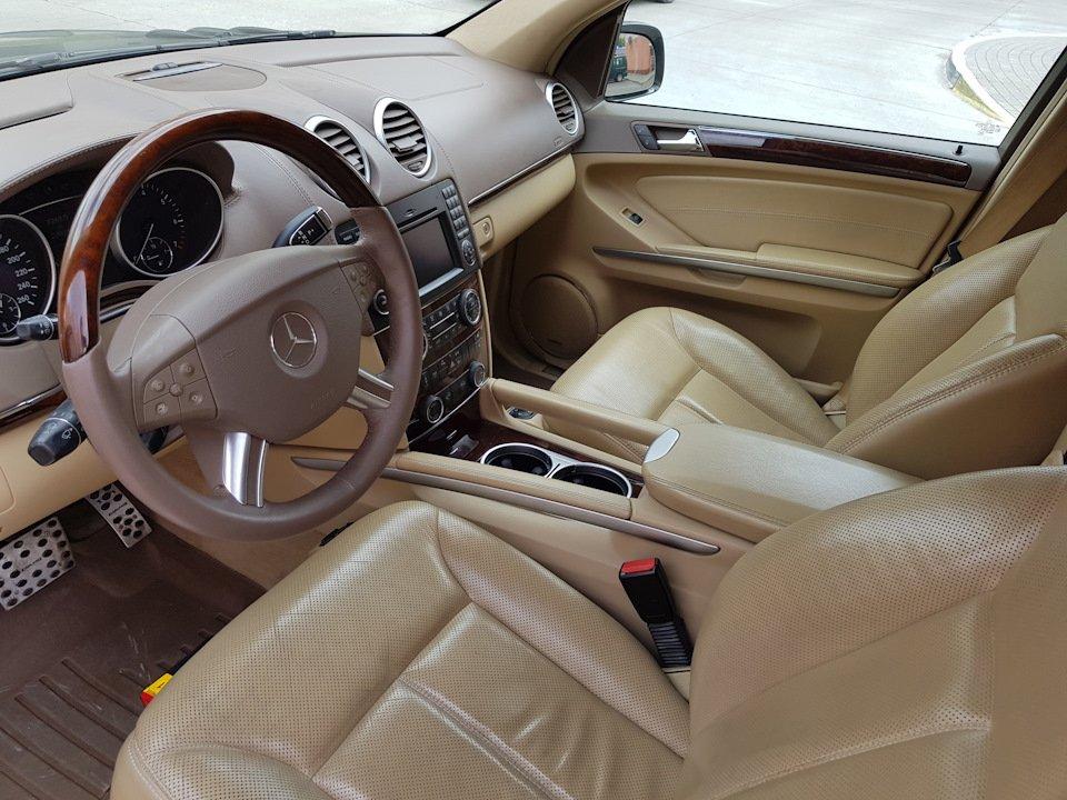 Mercedes GL-class GL500 X164 ODV DESIGN (94)