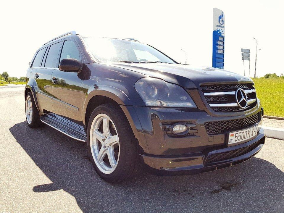 Mercedes GL-class GL500 X164 ODV DESIGN (9)